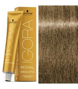 Краска для волос 9-10 Schwarzkopf Igora Royal Absolutes Экстра светлый блондин сандре натур. 60 мл