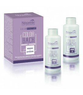 Cредство Nouvelle для удаления краски с волос 100+100 мл