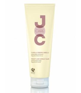Крем-маска разглаживающая с маслом семян льна и магнолии Barex Joc Care 250 мл