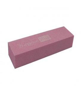 Баф для маникюра Niegelon  (0574 - розовый)