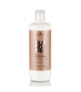 Бальзам-окислитель 2% Schwarzkopf BlondMe для оттенков блонд 1000 мл