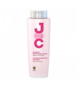 Шампунь Стойкость цвета для окрашенных волос с маслом сладкого миндаляи абрикоса Barex Joc Color 250 мл
