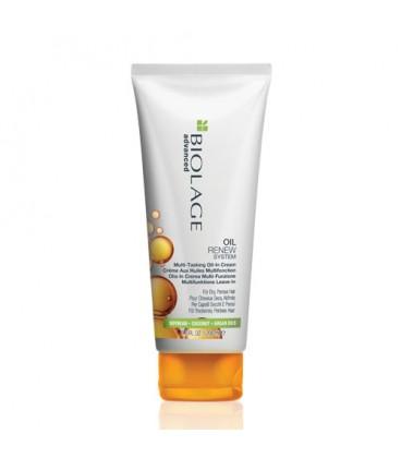 Кондиционер для пористых волос Matrix Biolage Oil Renew 200 мл