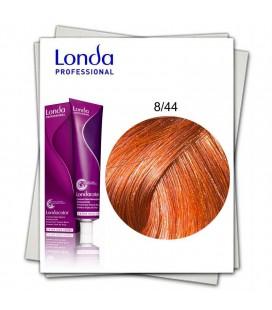 Краска для волос 8/44 Londa Professional Светлый блондин интенсивно-медный 60 мл