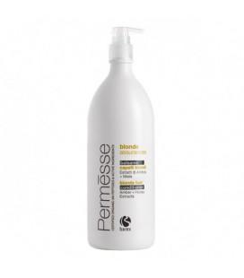 Бальзам для осветленных волос с экстрактом янтаря и медом Barex Permesse 1000 мл
