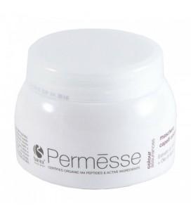 Маска для окрашенных волос PERMESSE с экстрактом личи и маслом арганы 250мл