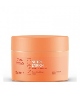 Питательная маска-уход Wella Professionals Invigo Nutri-Enrich Deep Nourishing Mask 150 мл