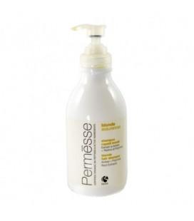 Шампунь для осветленных волос с экстрактом янтаря и корня полимнии Barex Permesse 250 мл