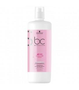 Шампунь серебристый для окрашенных волос Schwarzkopf BC Color Freeze Silver pH 4.5 1000 мл