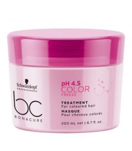 Маска для окрашенных волос Schwarzkopf BC Color Freeze pH 4.5 200 мл
