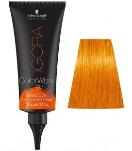 Краска для волос прямого действия Schwarzkopf Igora Color Worx (оранжевый) 100 мл