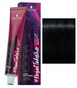 Краска для волос 3-222 Schwarzkopf Igora Royal Nocturnes 60 мл