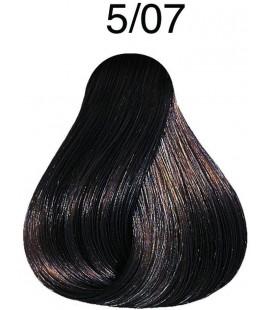 Интенсивное тонирование 5/07 Londa Professional Extra-Coverage Светло-коричневый натур. корич. 60 мл