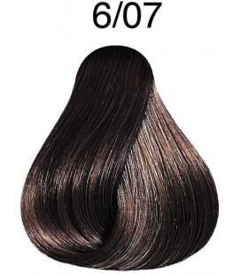 Интенсивное тонирование 6/07 Londa Professional Extra-Coverage Темный блондин натур. корич. 60 мл