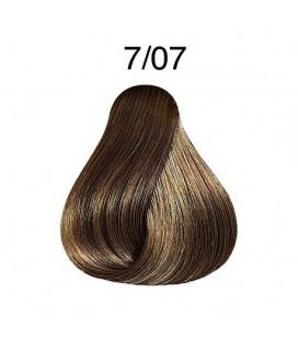 Интенсивное тонирование 7/07 Londa Professional Extra-Coverage Средний блондин натур. корич. 60 мл