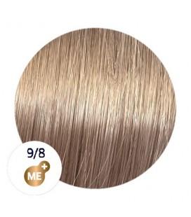 Краска для волос 9/8 Wella Koleston ME+ Жемчужно-серебряный блондин 60 мл