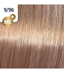 Краска для волос 9/96 Wella Koleston ME+ Очень светлый блондин сандре фиолетовый 60 мл