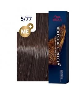 Краска для волос 5/77 Wella Koleston ME+ Мокка 60 мл