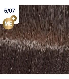 Краска для волос 6/07 Wella Koleston ME+ Кипарис 60 мл