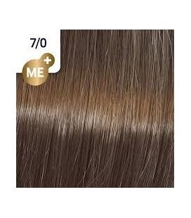 Краска для волос 7/0 Wella Koleston ME+ Средний блондин 60 мл