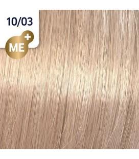 Краска для волос 10/03 Wella Koleston ME+ Пшеничный 60 мл