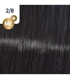 Краска для волос 2/8 Wella Koleston ME+ Сине-черный 60 мл