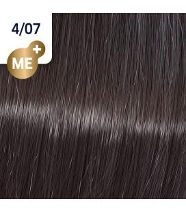 Краска для волос 4/07 Wella Koleston ME+ Сакура 60 мл