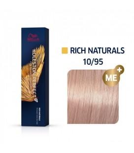 Краска для волос 10/95 Wella Koleston ME+ Яркий блондин сандрэ махагоновый 60 мл