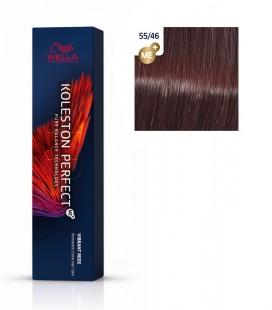 Краска для волос 55/46 Wella Koleston ME+ Красная амазонка 60 мл