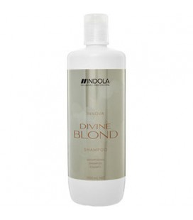 Шампунь для светлых волос Indola Innova Divine Blond 1000 мл