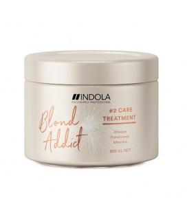 Маска для всех типов блонд Indola Blond Addict Treatment 200 мл