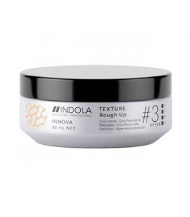 Крем-воск для создания матовых укладок Indola Innova Texture Rough Up 85 мл