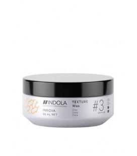 Текстурирующий воск легкой фиксации Indola Innova Texture Wax 85 мл