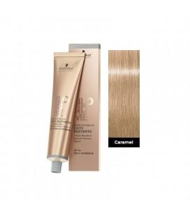Осветляющий бондинг-крем для седых волос Карамель Schwarzkopf Blondme White Blending W-Caramel 60 мл