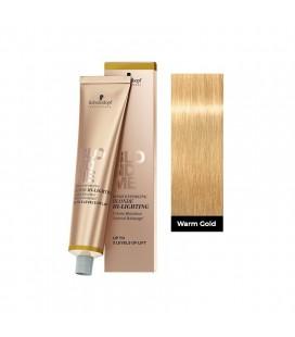 Бондинг-крем для мелирования волос Теплое золото Schwarzkopf Blondme Hi-Lighting 60 мл