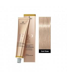 Бондинг-крем для мелирования волос Холодная Роза Schwarzkopf Blondme Hi-Lighting 60 мл