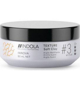 Глина для волос Indola Innova Texture Clay 75 мл