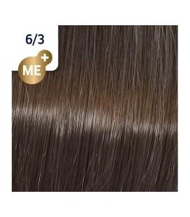 Краска для волос 6/3 Wella Koleston ME+ Темный блондин золотистый 60 мл
