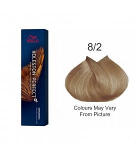 Краска для волос 8/2 Wella Koleston ME+ Светлый блондин матовый 60 мл