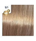 Краска для волос 9/1 Wella Koleston ME+ Яркий блондин пепельный 60 мл