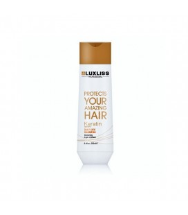 Шампунь с кератином LuxLiss Keratin Smoothing Daily Shampoo 250 мл