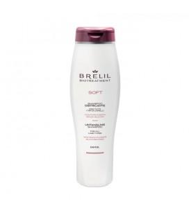 Шампунь без силиконов для непослушных волос Brelil Bio Traitement Soft 250 мл