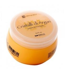 Маска для волос увлажняющая (масло арган-алоэ) Brelil Bio Traitement Cristalli di Argan 1000 мл