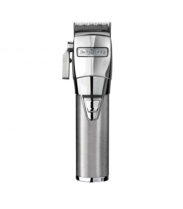 Профессиональная машинка для стрижки Машинка д/стрижки Babyliss FX8700 серебро