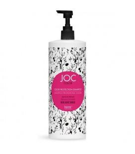 Шампунь Стойкость цвета с абрикосовым и миндальным экстрактами Barex Joc Color 1000 мл