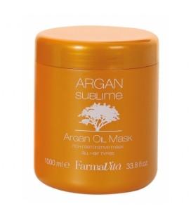 Маска с аргановым маслом FarmaVita Argan Sublime Argan Oil Mask 1000 мл