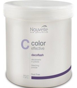 Осветляющее средство для волос Nouvelle Decoflash Refill Blue 500 г