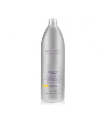 Шампунь для жирной кожи головы FarmaVita Amethyste Regulate Sebo Control Shampoo 1000 мл