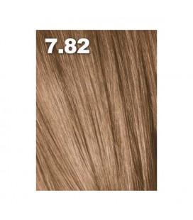 Крем-краска 7.82 Indola PCC Средне-русый шоколадный жемчужный 60 мл
