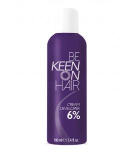 Крем-окислитель 6% Keen Cream Developer 100 мл